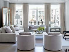 A New York City Apartment is Transformed into a Sophisticated Oasis Photos   Architectural Digest
