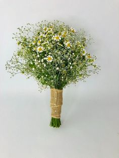 Bridesmaid Bouquet of Gypsy Grass and Tanacetum (daisy) at The Reader, #Liverpool #weddingflowers #weddingflorist #bride #bridalflowers #liverpoolwedding #liverpoolflorist | Wedding Flowers Liverpool, Merseyside - Specialist Bridal Florist | Flower Delivery Liverpool - Same Day Delivery option | Florist Liverpool | Flower & Gift Shop Liverpool