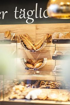 Bäckerei Luidl Brotpräsentation
