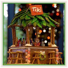 Gingerbread house idea