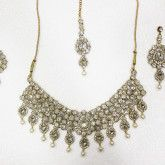 Check out our new collection of Maang Tika Set designs. A traditional piece of indian jewelry where everyone likes for wedding and parties.