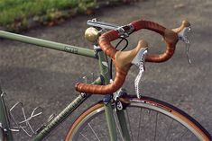 Classic Road Bike by Six-Eleven Bicycle Co