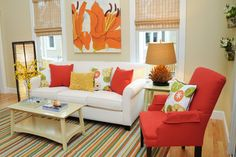 houses under 700 square feet | Homes Under 700 sq feet contemporary-living-room