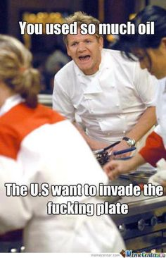 Gordon Ramsey-I want to be the female version of him.