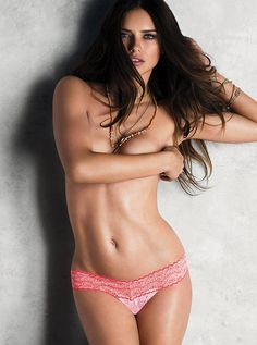 Adriana Lima- Victoria's Secret Photoshoots 2014