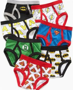 LIGHTNING McQUEEN set of 3 boys boxer briefs underwear M-XXL 4-10y Free Ship