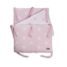 Bumber Star - Soft pink By Baby's Only - www.babysonly.nl