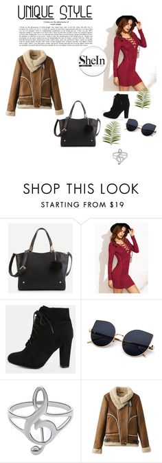 """""""SheIn"""" by recafer on Polyvore featuring moda y Pier 1 Imports"""