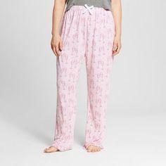 fc72eaa967d Bride  amp  Beauties® by Bedhead Pajamas® Women s Plus Size Long Ruffle Pajama  Pant