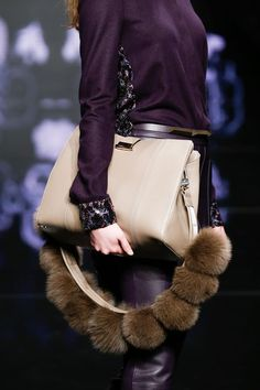 Aigner - Milan Fashion Week - Fall 2015  |  my handbags