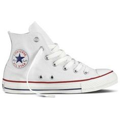 My favorite the original white high top Converse