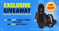 ENDS JUNE 14 - Enter to Win Workout Accelerator Pack [£297]