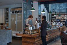 Market Lane Coffee, Prahan Market, South Yarra