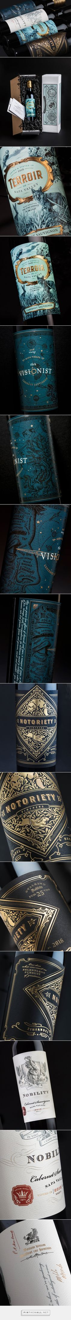 Wine Packaging by Sterling Creativeworks | Fivestar Branding Agency – Design and Branding Agency & Curated Inspiration Gallery