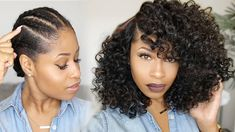 How To ➟ MY 3 MINUTE $30 CURLY DIVA HAIR! [Video]  Read the article here - http://www.blackhairinformation.com/video-gallery/%e2%9e%9f-3-minute-30-curly-diva-hair-video/