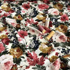 Pretty Names, Dressmaker, Crepe Fabric, Fabric Shop, Pop, Cream, Website, Garden, Summer