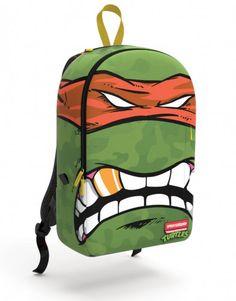 teenage mutant ninja turtle backpack from sprayground mikey more