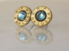 Bullet Earrings- Bullet Jewelry, Stud Earrings, Holiday Gift Ideas, Western Jewelry, 2nd Amendment, Cowgirl Jewelry,Christmas Gifts for her  #southern #country #sassy #countrygirl