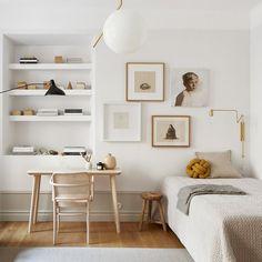 Un piso pequeño rebosante de estilo