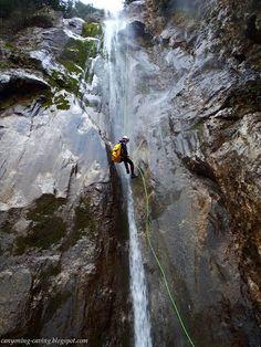 Delfino canyon, Mt Oiti