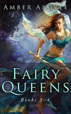 Fairy Queens: Books (Fairy Queens Box Set) Starling P. I Love Books, Good Books, Books To Read, My Books, Fantasy Authors, Fantasy Fiction, Good Romance Books, Fairy Queen, English