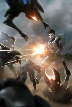 Halo: Escalation #13 (Issue)
