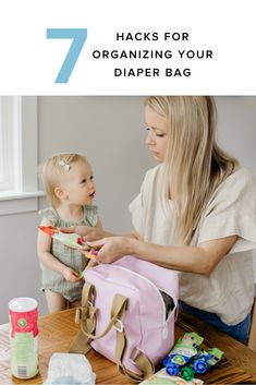 It's called a diaper bag, but there's really a lot more that goes into it: wipes, clothes, snacks, bottles, your wallet and so much more. Here are our best tips and hacks for keeping your diaper bag organized for outings with your kids. Another great tip? Shopping Kroger's Comforts line for premium baby products at a fraction of competitors' prices.