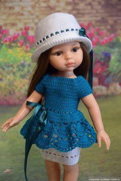 """""""Крючкотворчество"""" - начало / Paola Reina, Antonio Juan и другие испанские куклы / Бэйбики. Куклы фото. Одежда для кукол"""