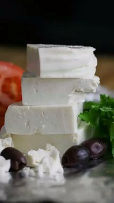 Homemade feta cheese is easier to make than you think! In this step by step picture tutorial, I'll show you how to make a large batch of feta cheese. Goat Milk Recipes, Feta Cheese Recipes, Greek Recipes, Homemade Goats Cheese, Homemade Yogurt, How To Make Cheese, Food To Make, Making Goat Cheese, Fromage Vegan