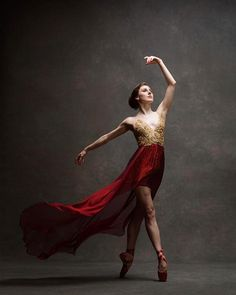 Tiler Peck, Principal dancer, New York City Ballet.  Photographed by NYC Dance Project, Ken Browar and Deborah Ory