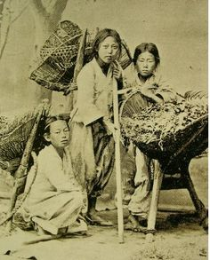 Working Children - Joseon Period