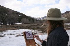 10 Motivating Tips for the Plein Air Painter