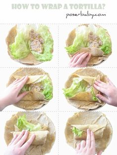 How to Make the Perfect Wrap