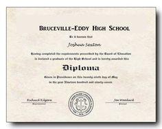 High School Diploma On Resume Joshua Sexton Josh79Beyond On Pinterest