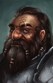 Male Dwarf D Lg by Ruloc on DeviantArt