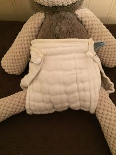 Learn how to do a Prefolds #clothdiapers