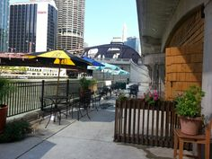 """See 24 photos and 5 tips from 101 visitors to Chicago Riverwalk Cafe. """"Great American Bistro Food& affordable drinks on Chicago seats. Chicago Riverwalk, Bistro Food, River Walk, Outdoor Decor, Home Decor, Homemade Home Decor, Interior Design, Home Interior Design, Decoration Home"""