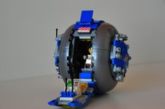 Space Pod Interior 2