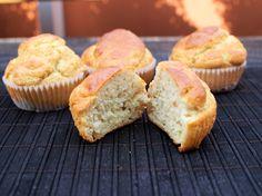 vehnä-kaura muffinsit Muffin, Breakfast, Food, Morning Coffee, Essen, Muffins, Meals, Cupcakes, Yemek