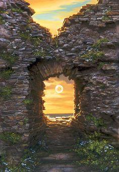 Michael Whelan, Window to the Sun