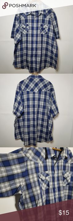 cd0c37265d6cc Approx measurements  Pit to Pit Length  Size Ely Cattleman Shirts Casual Button  Down Shirts