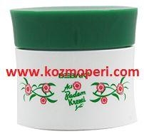 Bebak Acı Badem Krem Kavanoz 35 gr Küçük Cildinizi nemlendirir ve korur