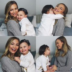 Anna and Emelia Anna Saccone Joly, Saccone Jolys, Pointless Blog, Pregnancy Goals, Family Photos, Couple Photos, Good Morning Friends, Zoella