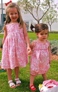 crafterhours: Pleated Sundress: It can also be a romper!