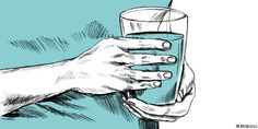 Get a drink of water. | 15 Easy Things You Can Do That Will Help When You Feel Like Shit