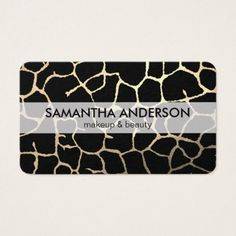 #chic - #Contemporary Chic Pattern Business Card