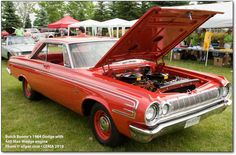 1964 Dodge Max Wedge; I had one like this in 1970, with a 383, 4-speed. Probably my fave car of all time.