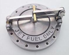 (Custom Cast Fuel Cap)