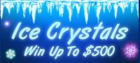 Win A Day Casino - Game of the Month: Ice Crystals