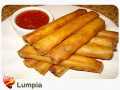 "Local Filipino ""Lumpia"" Favorite A delicious favorite in Hawaii, Lumpia is a local style Filipino dish. There are many variations to this recipe, just start with a basic version and add some of your favorite vegetables. Enjoy!"